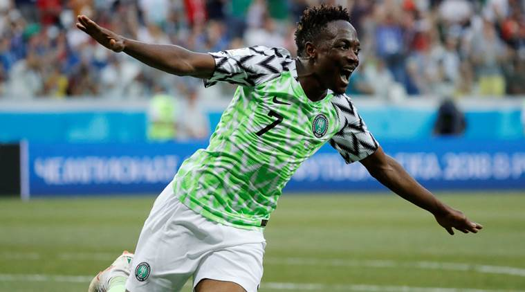 Super Eagles assistant captain Ahmed Musa family in mourning as Mother passes on