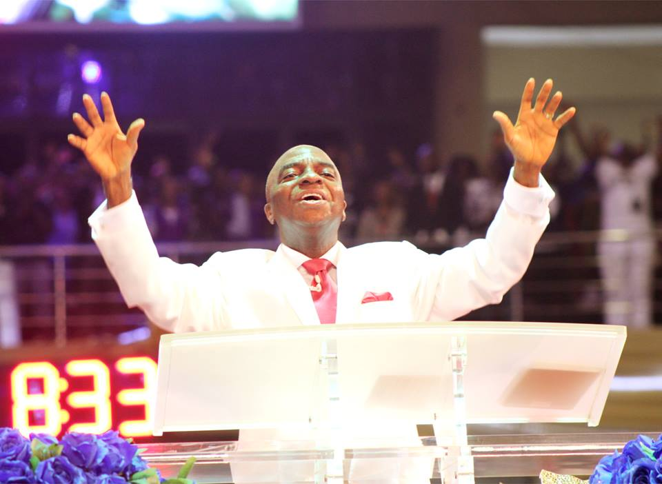 Bishop Oyedepo Finally Reacted To 2019 Election Postponment Pronounce Curse On Enemies Of Nigeria