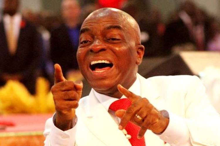 Bishop Oyedepo Spits Fire, Reveals How Much He Detest Giving Bribe