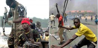 BLOODY: The People Of Kaduna Mourn As Gunmen Disguised As Military Men Shot Many Dead
