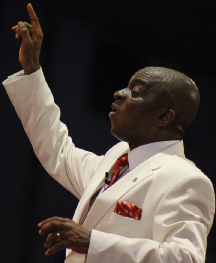 Bishop Oyedepo Rages In Holy Anger, Makes Shocking Exposure On The 2019 Presidential Election Conducted