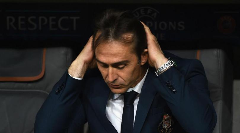 SHOCKING: Real Madrid on their worst start in over a decade under Lopetegui