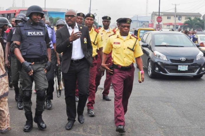 TENSION!!! LASTMA Official Shot Dead By SARS
