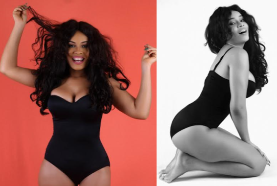 WHAT?! Nollywood Actress Exposes Her Boobs As She Poses In S*xy Photos
