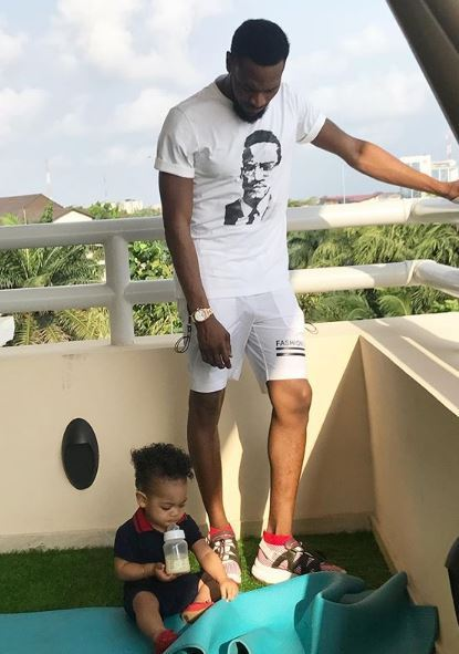 WOW! D'banj Opens Up On How He Overcame The Pains Of His Son's Death – 'It Was Because Of ……..'