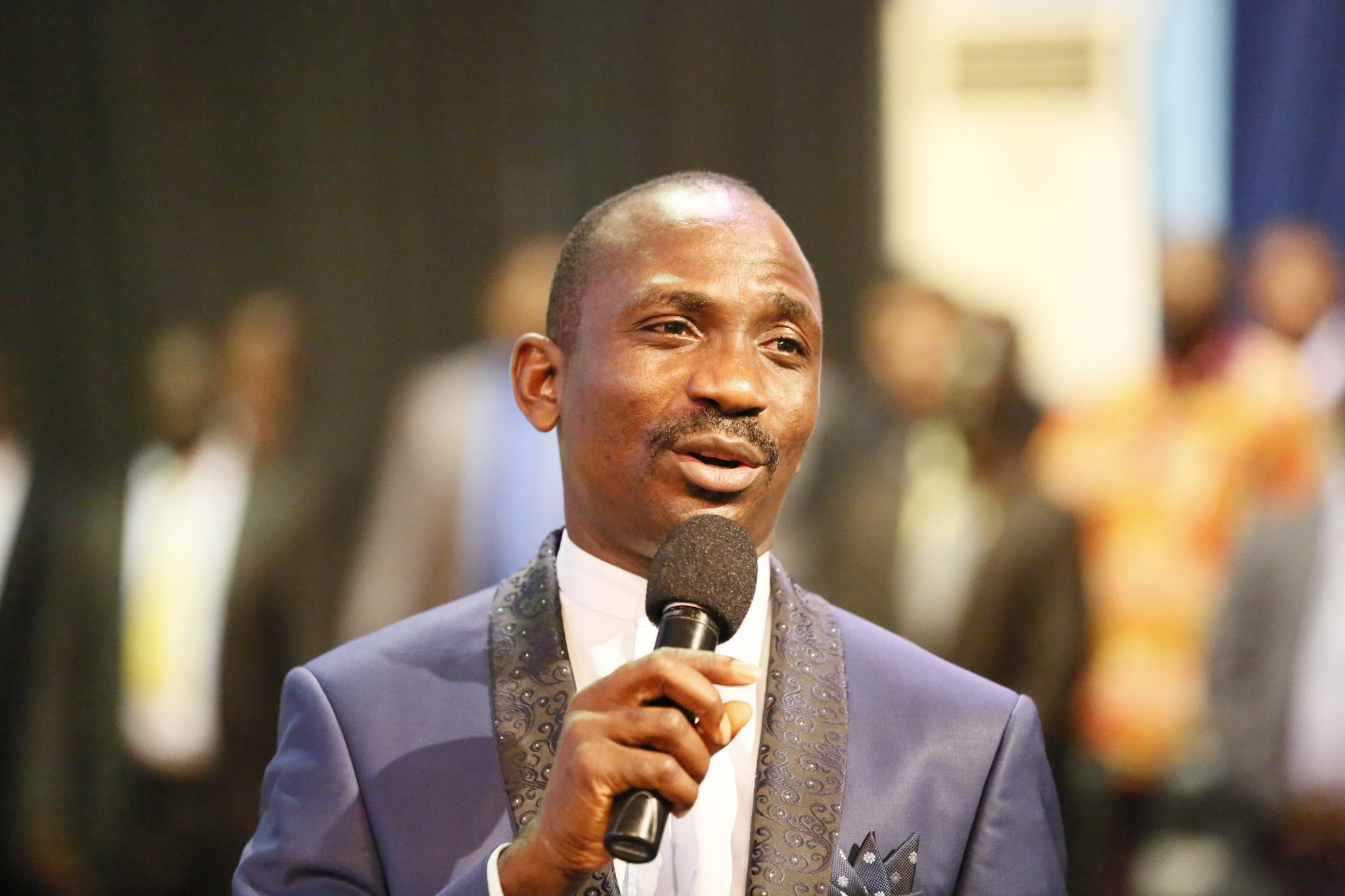 OMG! Pastor Enenche Owner Of The World's Largest Church Auditorium Tells Millions Of Christians What To Do During Saturday's Elections