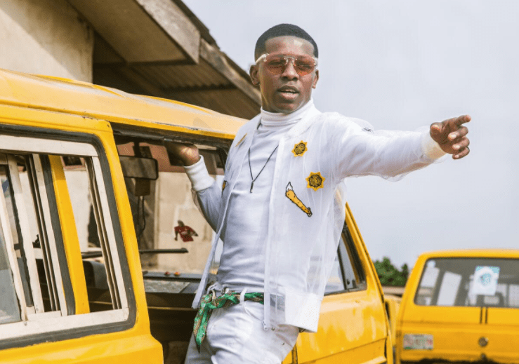 If You No Vote Hide Your Face! See the presidential candidate Small Doctor is endorsing