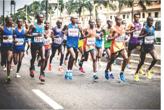 Lagos City Marathon: Organisers explain delay in payment to foreign runners