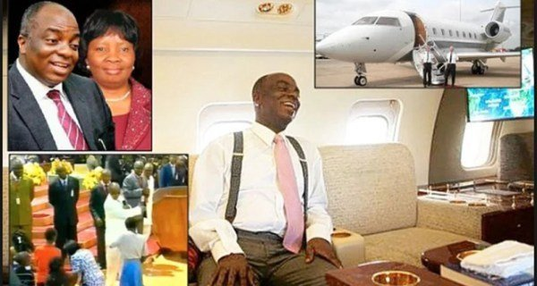 Too Much money! Bishop David Oyedepo set to unveil his multi million naira Estate project (See pictures)