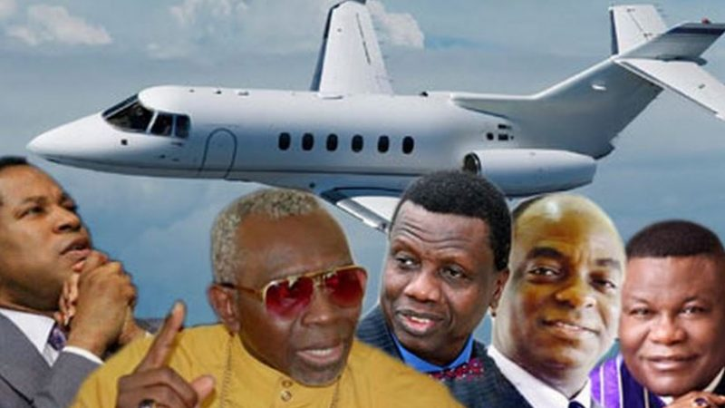 ON NIGERIAN PASTORS AND PRIVATE JETS: The Craze For 'Men Of God' To Belong In The Caucus, Why Aren't Muslims Buying Theirs?