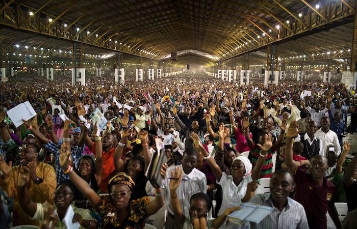 The 10 most popular Churches in Nigeria and their origin – Owner of No.3 was expelled!! (Pictures)