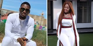 Finally! Tobi Bakre and Cee-ce of Big brother 9ja becomes business partners