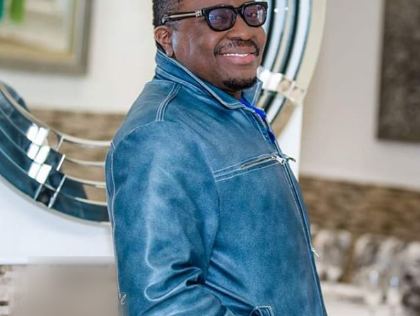 You Won't Believe What Veteran Comedian, Ali Baba Posted On His Wall (Photo)