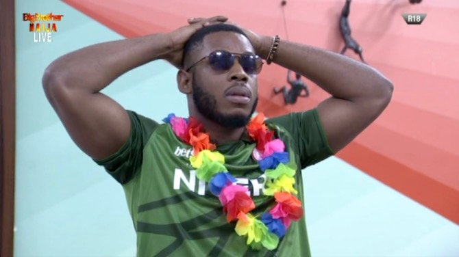 BBNaija: Frodd Wields His Ultimate Veto Power One Last Time; Evicts Diane From The Game