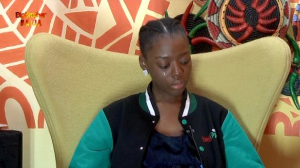 BBNaija: Fans React As Frodd's Power Leads To Diane's Eviction From The House (Video)