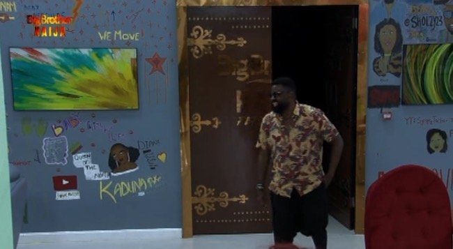 BBNaija: What Happened When Nollywood Actor, Kunle Afolayan Visited The Final Five In The House