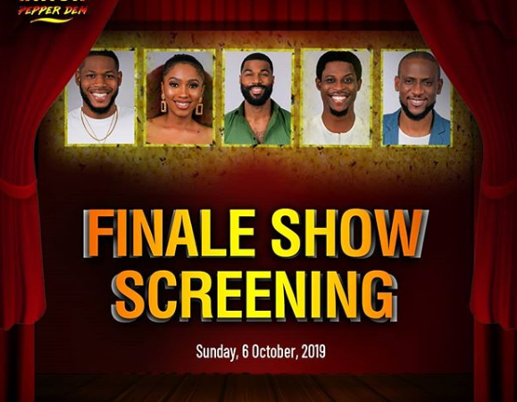 After 14-weeks of action, #BBNaija finale voting closes in 24-hours