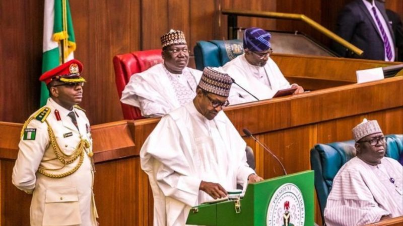 National Assembly Transmits 2021 Budget to President Buhari, Lagos Bound Truck Somersaults Killing 23…MORE