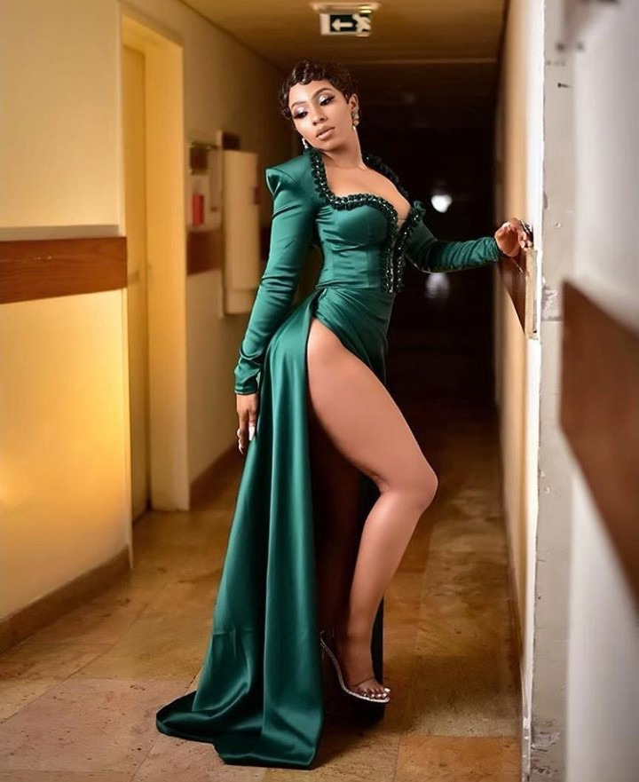 These Photos Prove That Mercy Eke Did Plastic Surgery