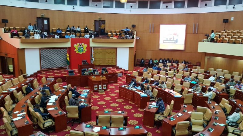 Drama As Ghana Shuts Parliament After 168 Lawmakers, Officials Contract COVID-19