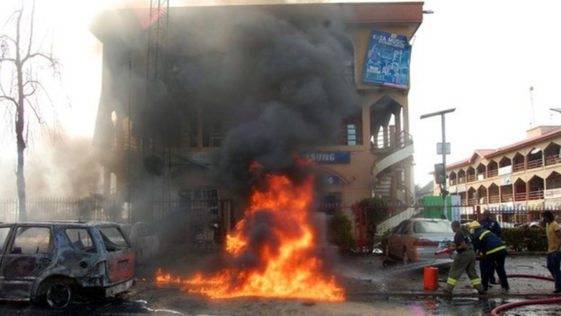 Bomb Blast In Capital As Buhari Rumoured To Fly Out Of Nigeria, FG To Make Important Announcement Tomorrow